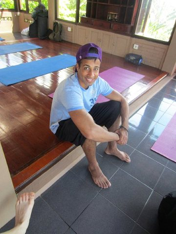 Indonesia Yoga Paul Nijar