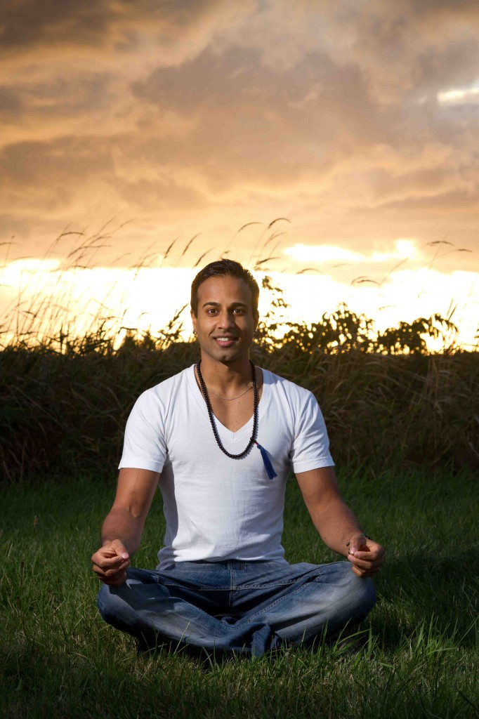 Paul Nijar Sunset Meditation
