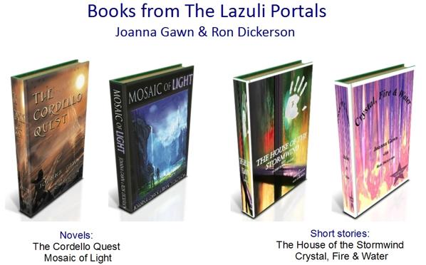 The Lazuli Portal books